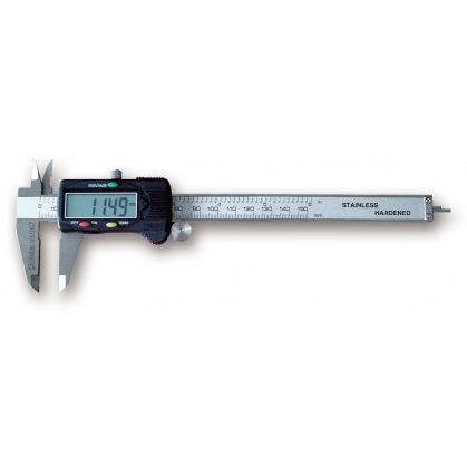 Beta 1651DGT Digitális tolómérő Pontosság: 1/100 mm