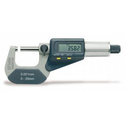 Beta 1658DGT Mikrométer Pontosság: 1/1000 mm