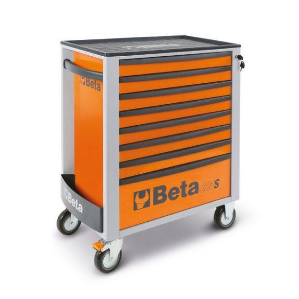 Beta 2400S-8/E-L EASY 8 fiókos szerszámkocsi 398 darabos szerszámkészlettel Újdonság!