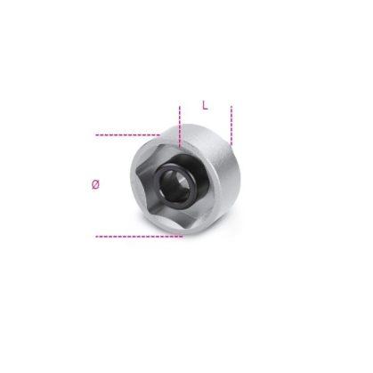 Beta 3075A Hatszögű dugókulcs kerékagy anyákhoz, rendelhető méretben