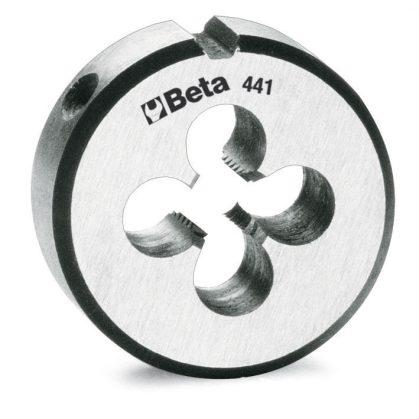 Beta 441A Menetmetsző, metrikus finom menet, krómacélból