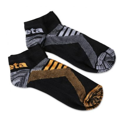 Beta 7431P Két pár sneaker zokni szellőző betétekkel