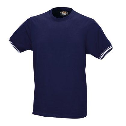 """Beta 7549BL """"Work"""" póló, 100% pamut, 150 g/m2, kék"""