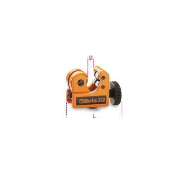 Beta 332 Mini csővágó, réz- és könnyűfém csövekhez