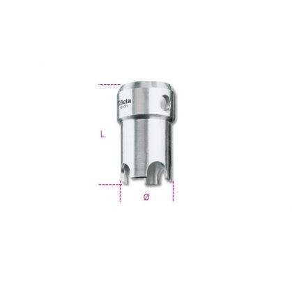 Beta 359CN Lefolyóadapter, keresztalakú, alumínium