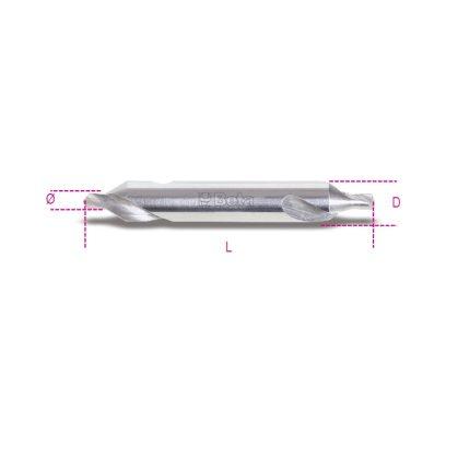 Beta 422 Rektifikált központosító fúróhegyek tágítási szög 60° HSS acélból