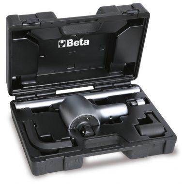 Beta 560/C12 Nyomatéksokszorozó, jobbos és balos műanyag kofferban Áttétel 12:1