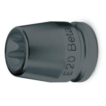 """Beta 720FTX 1/2""""-os gépi Torx®-dugókulcs ütvecsavarbehajtókhoz, foszfátozott"""