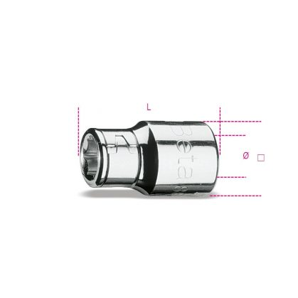 """Beta 867/1 Betéttartó a 10mm - 3/8"""""""