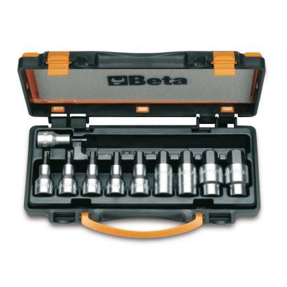 Beta 920PE/C10 10 részes imbusz-dugókulcs szerszám készlet (920PE cikk) kofferban