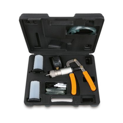 Beta 960P Vákum és nyomásmérő pisztoly tartozékkal és adapterekkel
