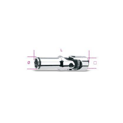 960SN Izzítógyertya kulcs dízel motorokhoz, krómozott
