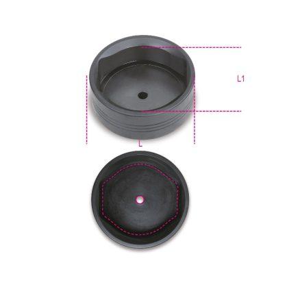 Beta 970OT Erősített kerékagyszerelő dugókulcs, ovális