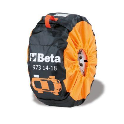 """Beta 973 4 db gumiabroncs tároló zsák 19"""" - 22""""-ig"""