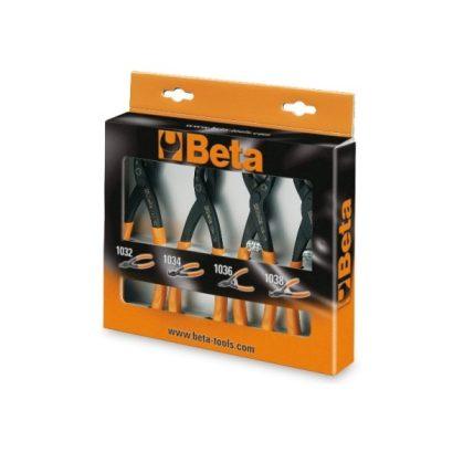Beta 1031/S4 4 darabos Seeger-fogó készlet