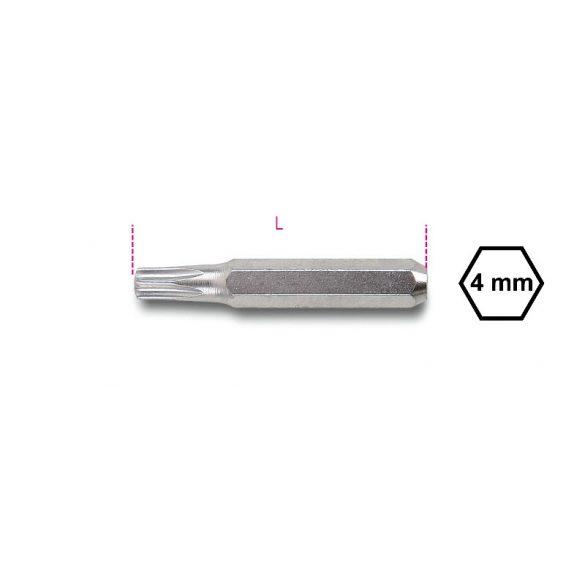 Beta 1256TX Csavarhúzóbetét 4 mm Torx®-csavarokhoz