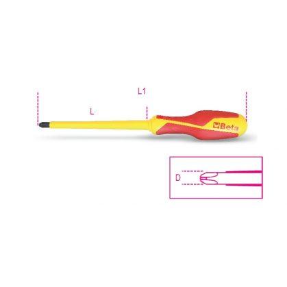 Beta 1272MQ Phillips®-csavarhúzó