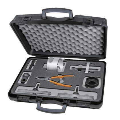 Beta 1438K/DSG 13 részes készlet a 6 és 7 fokozatú VW DSG tengelykapcsolók kiszereléséhez, beszereléséhez és beállításához