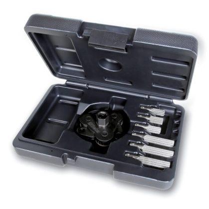 Beta 1493/C7 Háromkaros önszabályozó kulcs jobbmenetes/balmenetes olajszűrőkhöz cserélhető karokkal