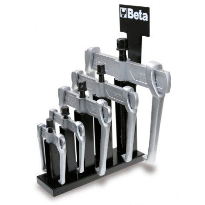 Beta 1500N/SP6 2 körmös univerzális csapágylehúzó készlet , 6 darabos (1500N/…) tartóval