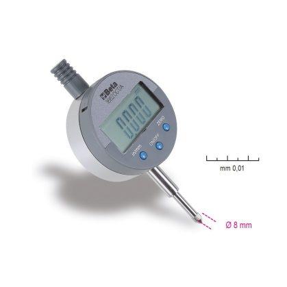 Beta 1662DGT/A Digitális mérőóra század pontosságú mérés