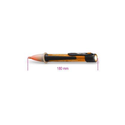Beta 1760K AC érintés nélküli feszültségérzékelő, mini LED lámpával