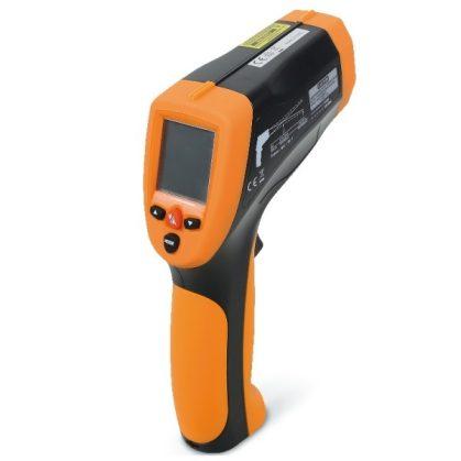 Beta 1760/IR1600 Lézeres digitális infra hőmérő Lézerpointerrel