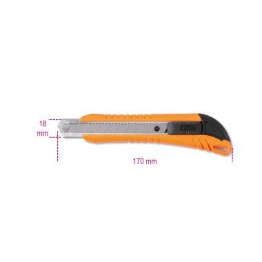 Beta 1771 Dekorkés, 18 mm, 3 tartalékpengével szállítva