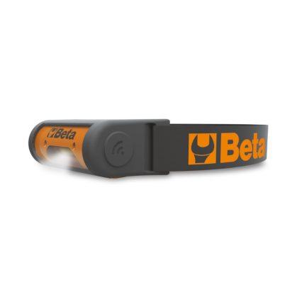 Beta 1836B Tölthető csuklós LED fejlámpa, kettős fényerővel és ON/OFF érzékelővel