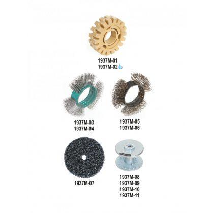 Beta 1937M-02 1937 M-02-rubber wheel eraser ø101x30.5