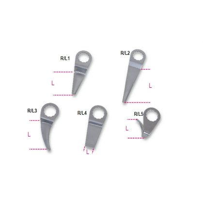 Beta 1938R/L4 1938 R/L4-blades for windscreen removers