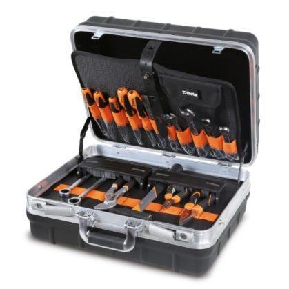 Beta 2029E táska+szerszám klt. műszerészeknek és villanyszerelőknek