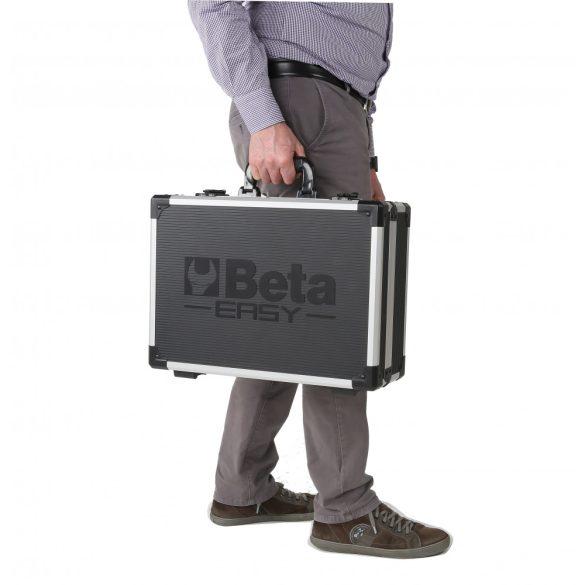 2056E/E-20 BETA EASY 163 darabos szerszámkészlet táskában, általános karbantartáshoz
