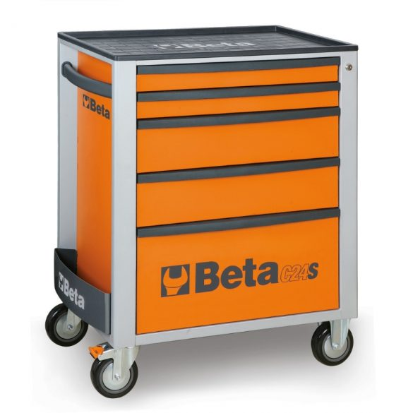 Beta C24S/5 - 2400S5 5 fiókos szerszámkocsi