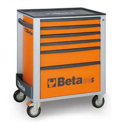Beta C24S/6 - 2400S6 6 fiókos szerszámkocsi