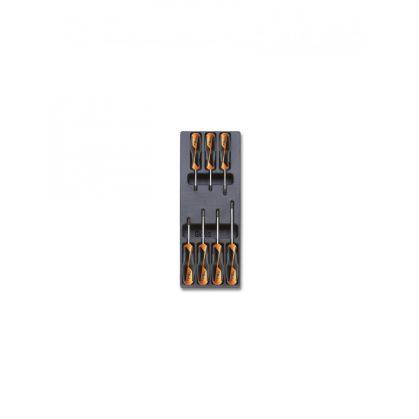 Beta T205 Merev hőformált tálca szerszámkészlettel