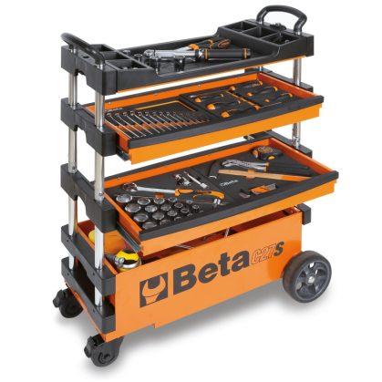 Beta C27S Szerszámkocsi összecsukható