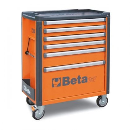 BETA C37/6  6 fiókos szerszámkocsi, több színben