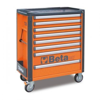 BETA C37/8 8 fiókos szerszámkocsi, választható színekben