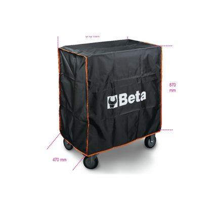 BETA 3700-COVER C37 Nylon takaró a C37 fiókos szerszám kocsihoz