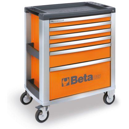 Beta C39/6 - 3900 6 fiókos szerszámkocsi
