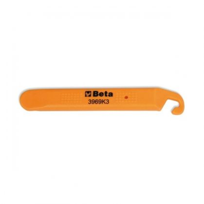 Beta 3969K3  3 gumiszerelő készlet, műanyag
