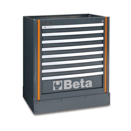 Beta C55M8 8 fiókos rögzített modul műhelyberendezéshez