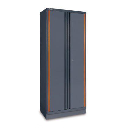 Beta C55A2 2 ajtós lemez szerszám szekrény műhelyberendezéshez összeállításhoz RSC55
