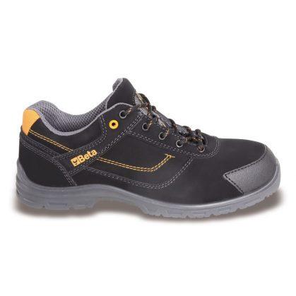 Beta 7214FN action nabuk bőr cipő, mérsékelten vízálló kopásálló orrvédő betéttel