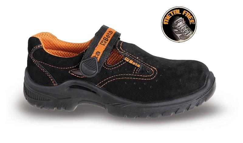 Beta 7216BKK Munkavédelmi szandál Munkavédelmi cipő: árak