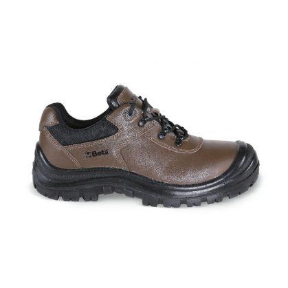 Beta 7235BK Action nubuk bőr cipő, vízálló poliuretán erősítésű orrvédő borítással