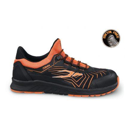 Beta 7352A Jól szellőző mesh szövet cipő TPU betétekkel