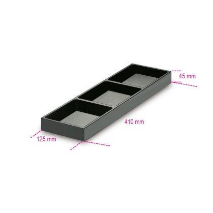 Beta VP-3SC Hőformált műanyag tálca kis tárgyak elhelyezésére a C38 szerszámkocsihoz