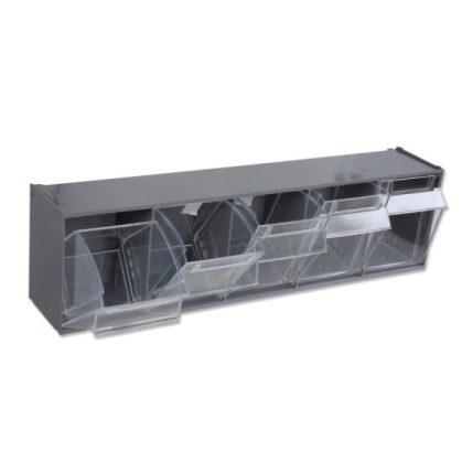 Beta PM/5C  5-tálcás műanyag szerszámtároló tartóval